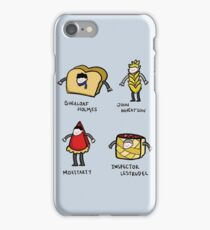 Bakery Street & Shortcake Yard iPhone Case/Skin