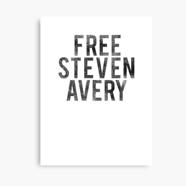 Free Steven Avery shirt faisant un meurtrier Trump Netflix documentaire tshirt