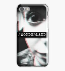 Trip to Wonderland iPhone Case/Skin