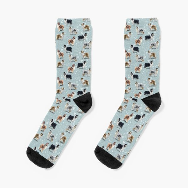 The Rough Collie Socks