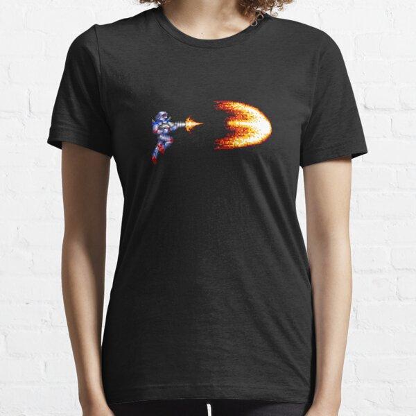 Turrican 2 Laser Essential T-Shirt