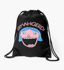 Ermahgerd! Drawstring Bag