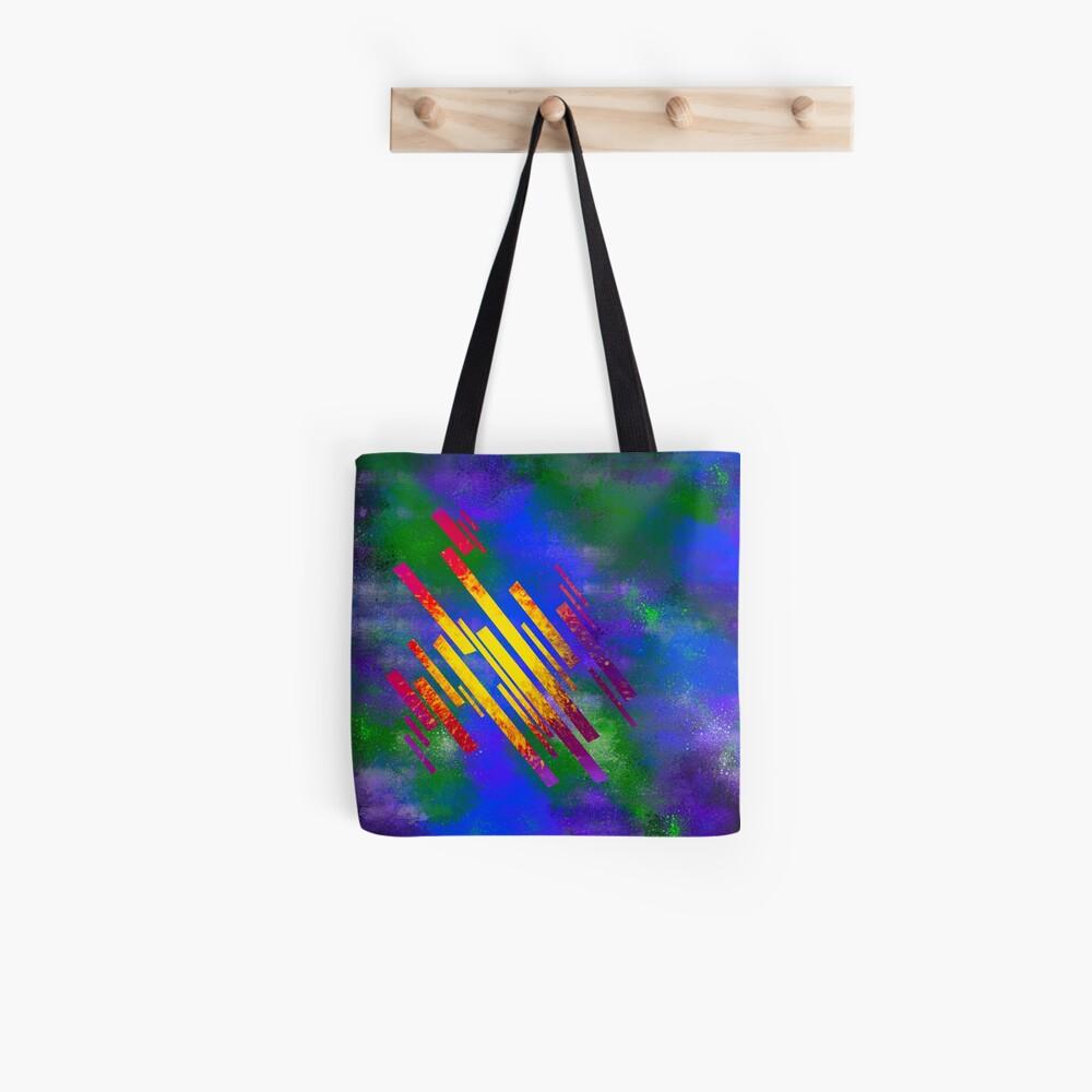 Sampled Sounds Tote Bag