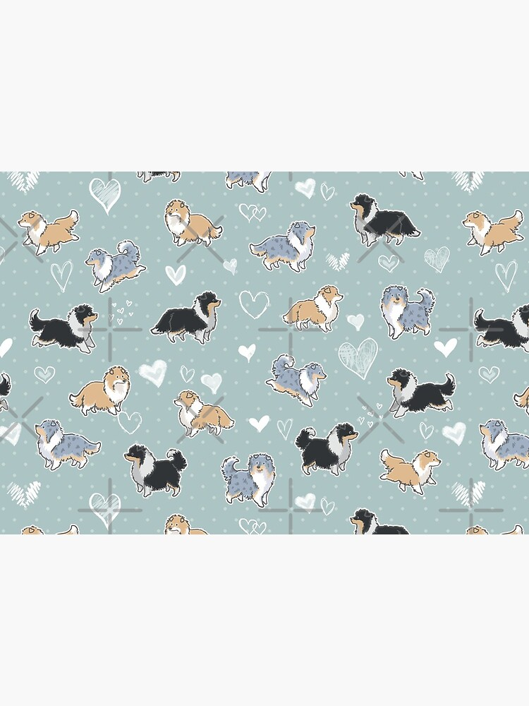 Rough Collie Love by elspethrose