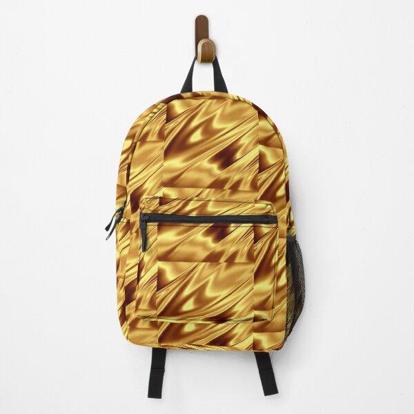 Super Shiny Gold Merchandise Backpack