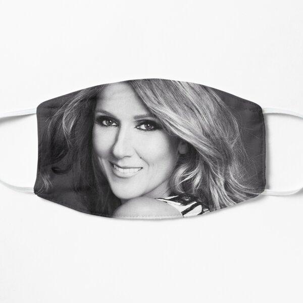 Participante Céline Dion Masque sans plis