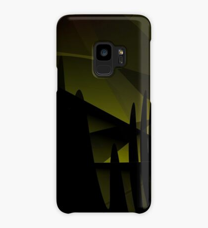 Abstract Landscape Art Case/Skin for Samsung Galaxy