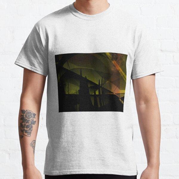 Abstract Landscape Art Classic T-Shirt