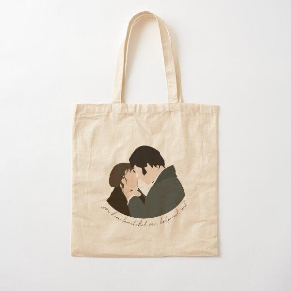 Pride and Prejudice Cotton Tote Bag
