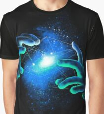 Space Illusionist Graphic T-Shirt