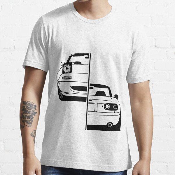 Mazda MX5 NA Meilleur design de chemise T-shirt essentiel