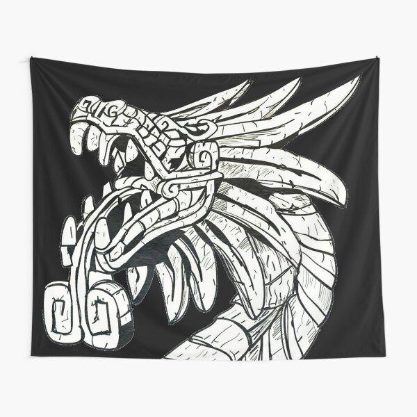 Quetzalcoatl  Tapestry