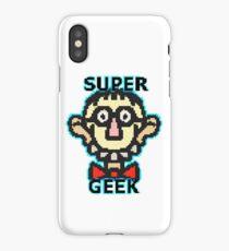 Super Geek iPhone Case