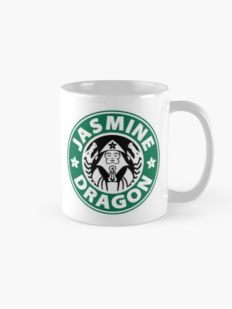 Alternate view of The Jasmine Dragon Mug