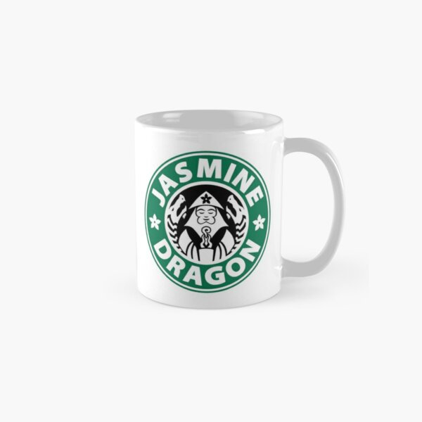 The Jasmine Dragon Classic Mug
