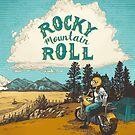 ROCK MTN ROLL by Amanda Zito