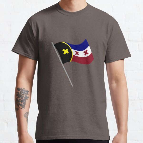 L'manburg Flag Gray Classic T-Shirt