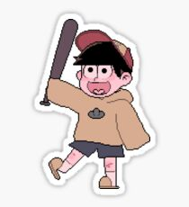 baseball!!!!!!!!!!!!!! Sticker