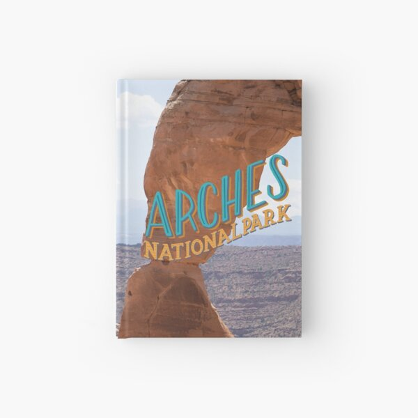Arches National Park Hardcover Journal