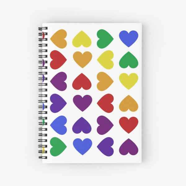 Change of Heart Spiral Notebook