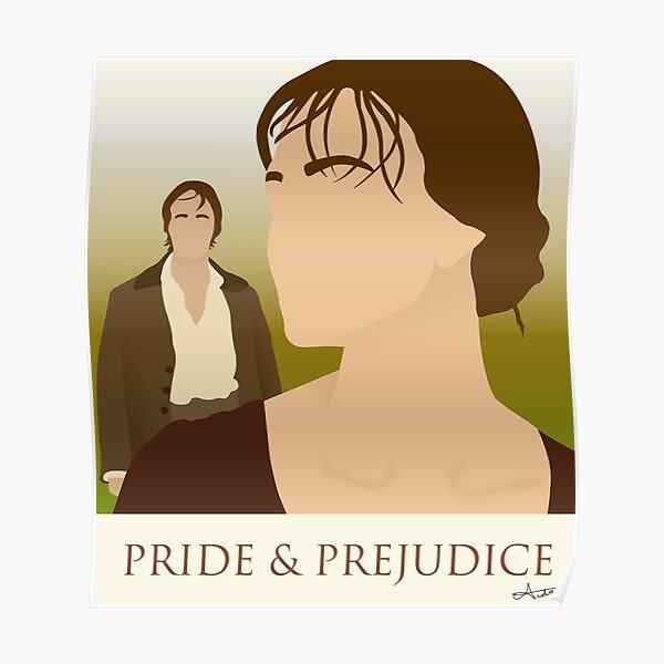 Orgullo y Prejuicio  Póster