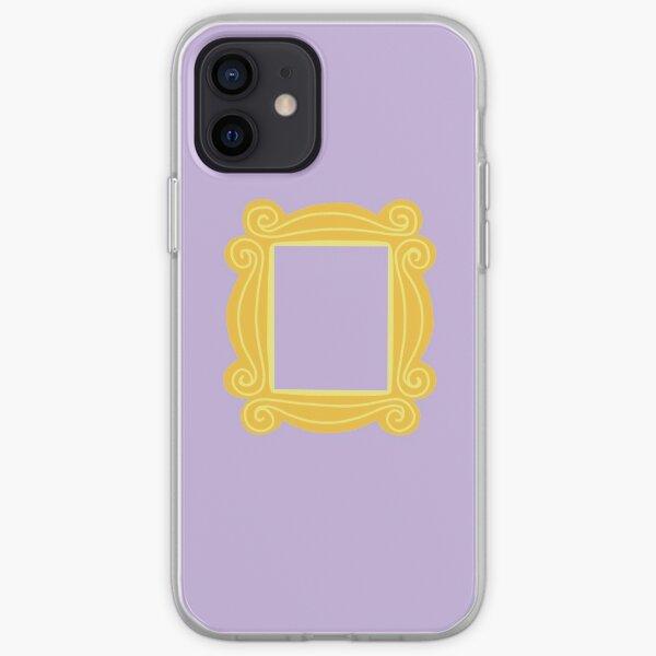 Gold Frame  iPhone Soft Case