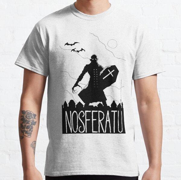 Nosferatu Minimalist Classic T-Shirt