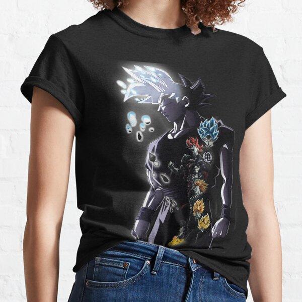 je pense que je suis satisfait de la version mise à jour du design obscène. T-shirt classique