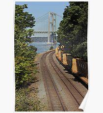 Railroads Poster