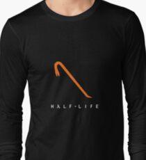 Half Life Gordon Freeman Weapon  Long Sleeve T-Shirt