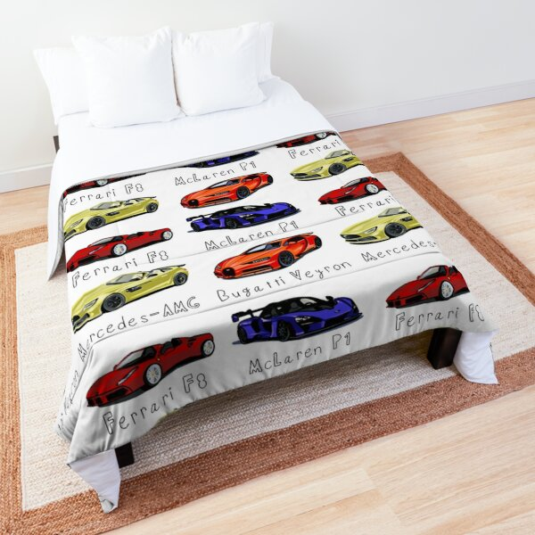 Supercars  Comforter