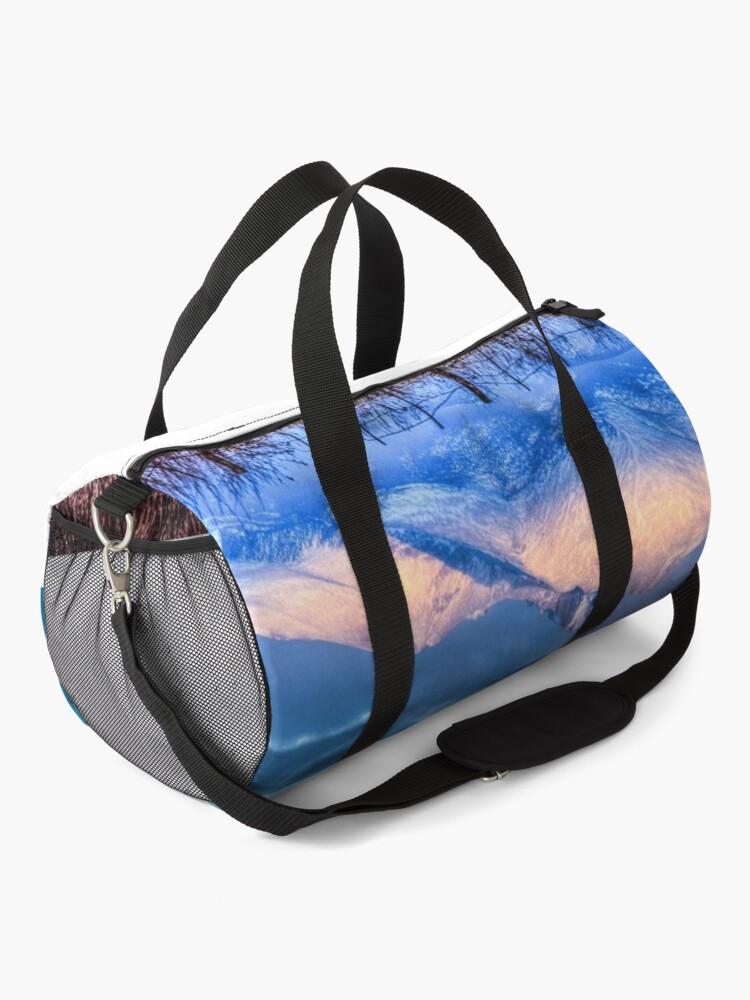 Alternate view of Kissing The Moon Duffle Bag