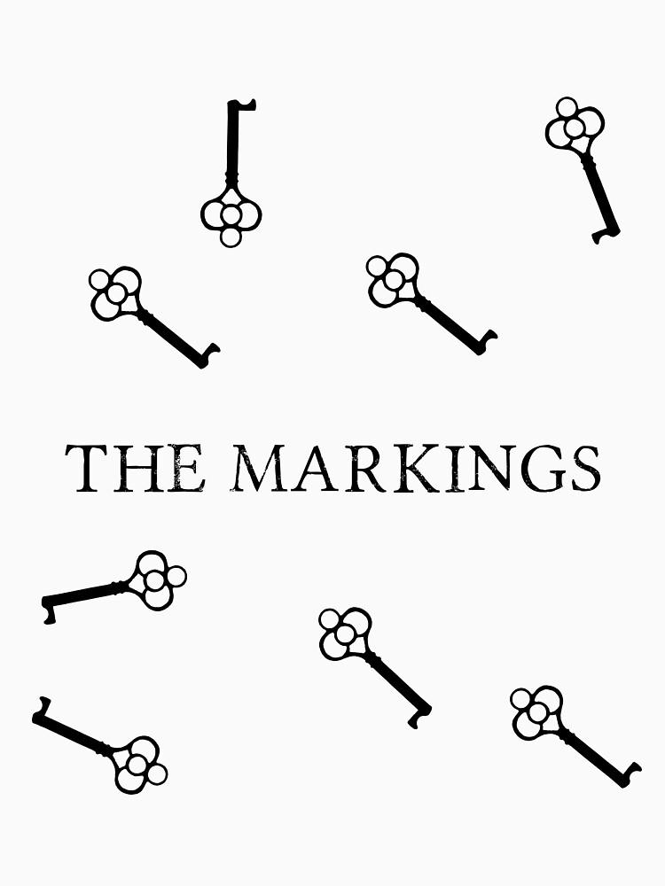 Falling Keys_The Markings by catherinedownen