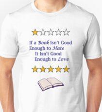 One-Star Reviews Unisex T-Shirt