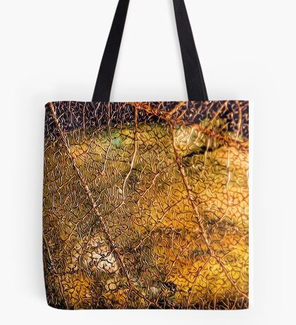 Roots and Veins Tote Bag