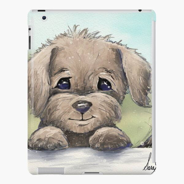Cute iPad Snap Case