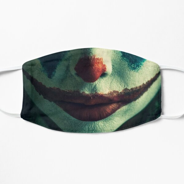 Mascarilla del joker Mascarilla plana