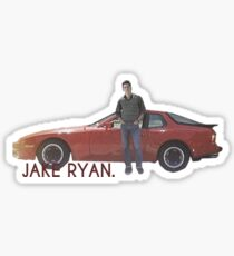 Jake Ryan- 16 Kerzen Sticker