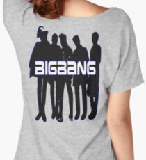 ♥♫Love BigBang Cool K-Pop Clothes & Phone/iPad/Laptop/MackBook Cases/Skins & Bags & Home Decor & Stationary♪♥ Women's Relaxed Fit T-Shirt