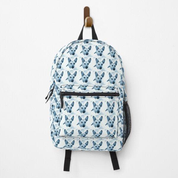 Carolina Dog Blue Pup - American Dingo Backpack