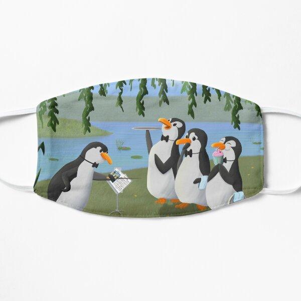 Singing Practice - Penguins Mary Poppins Flat Mask