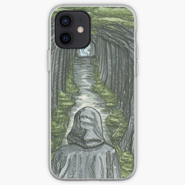 Wisp You Away iPhone Soft Case
