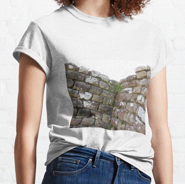 Merch #102 -- The Corner Plants (Hadrian's Wall) Classic T-Shirt