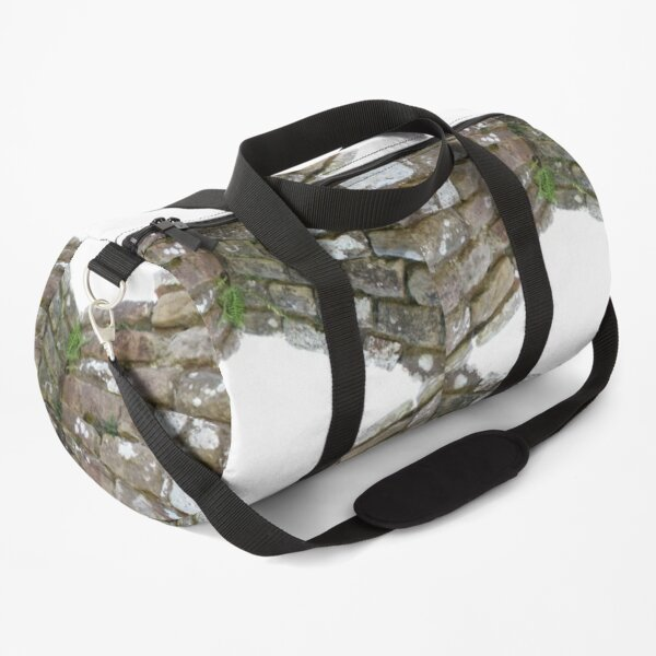 Merch #102 -- The Corner Plants (Hadrian's Wall) Duffle Bag