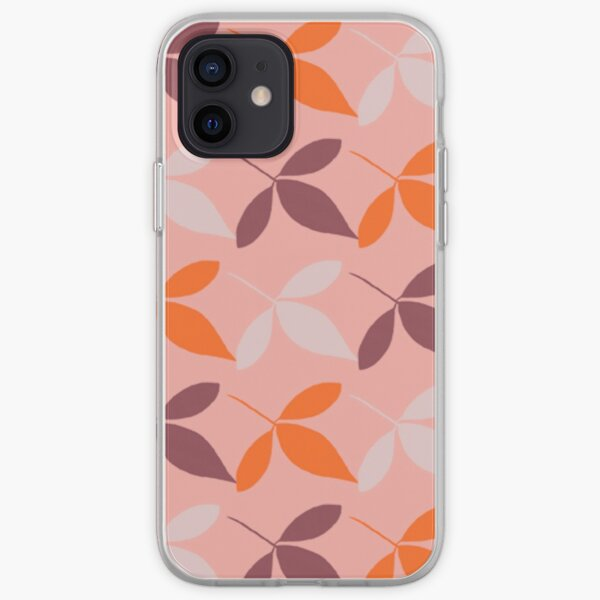 Maple Pattern iPhone Soft Case