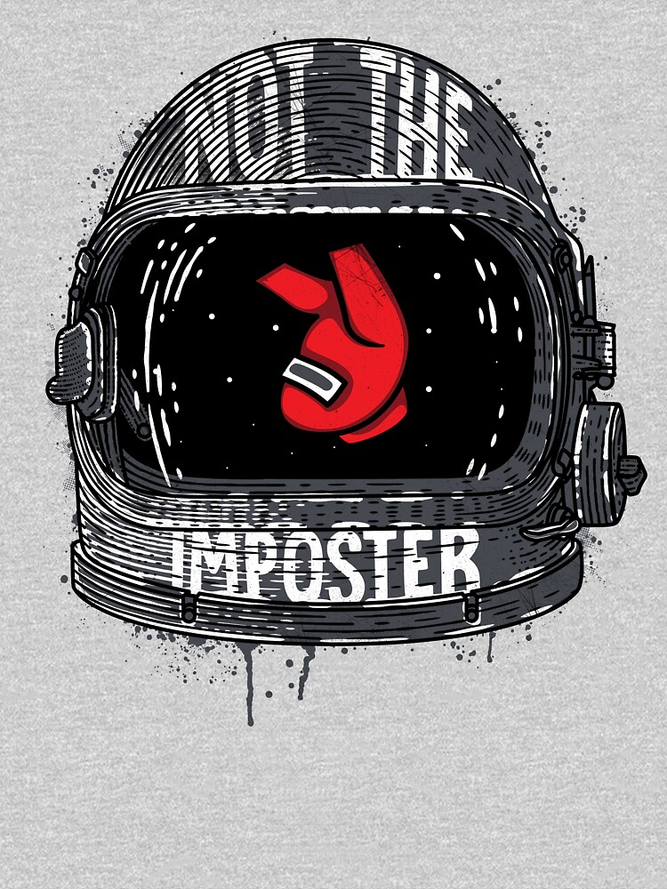 Not The Imposter by therocketman