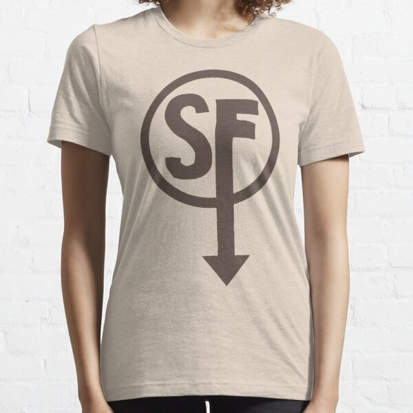 sanitys falls Essential T-Shirt