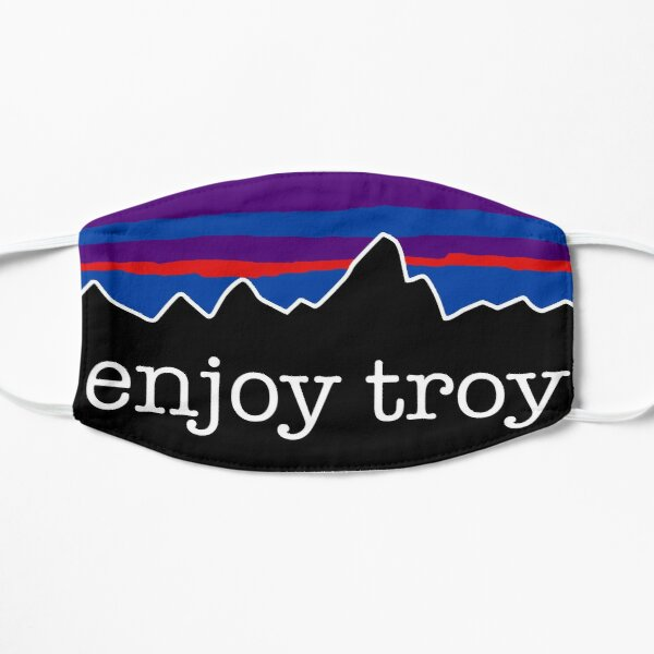 Enjoy Troy mountains Mask