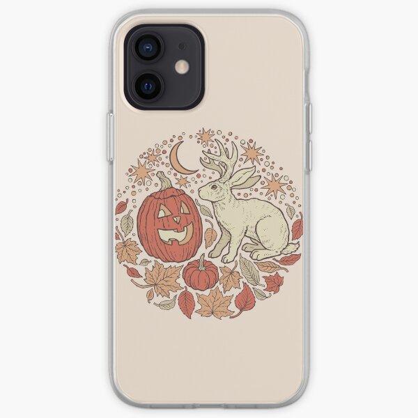 Halloween Friends | Autumn Palette iPhone Soft Case