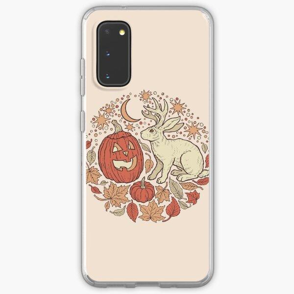 Halloween Friends | Autumn Palette Samsung Galaxy Soft Case
